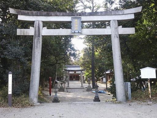 月讀神社(京田辺市)