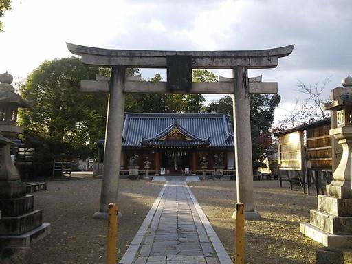 津島神社(田原本町)