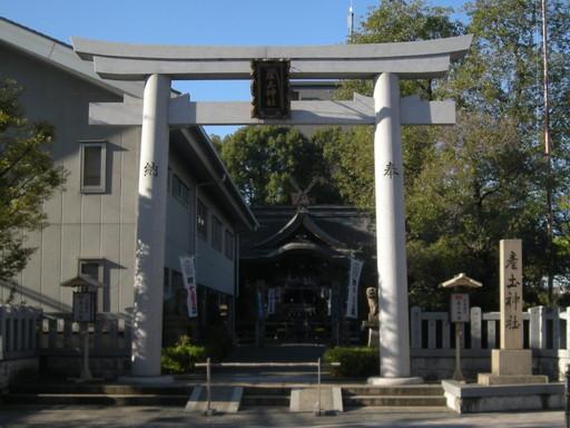 産土神社(大阪市此花区)