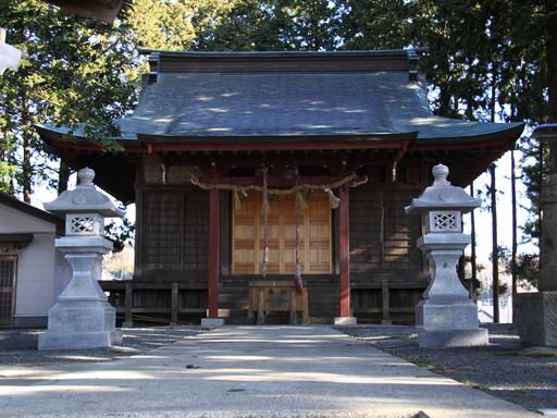 浮島神社(多賀城市)