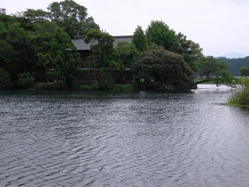 浮島神社(嘉島町)