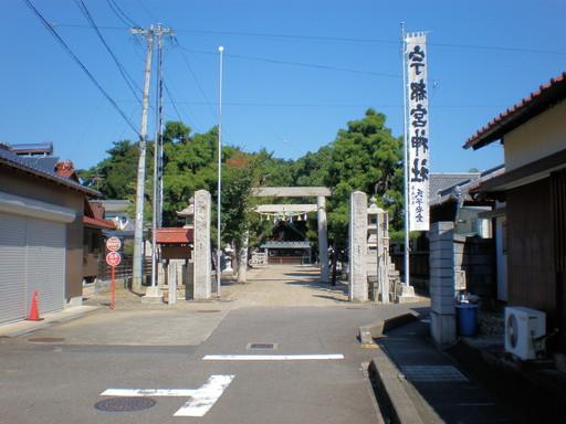 宇都宮神社(小牧市)