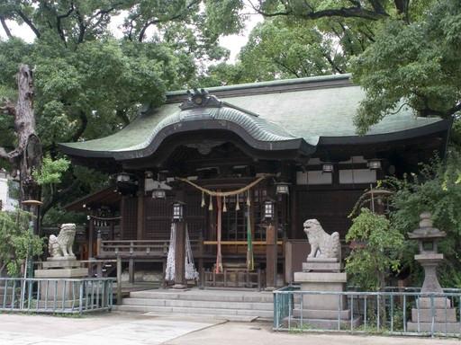 八坂神社(大阪市福島区)