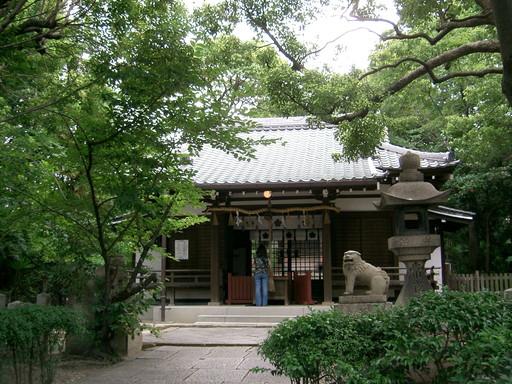 安井神社(大阪市)