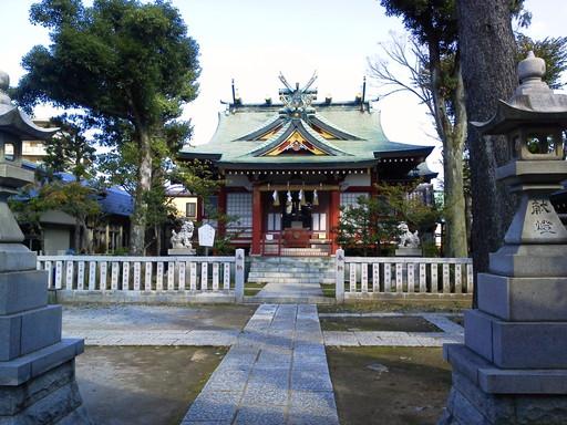 八剣神社(葛飾区)