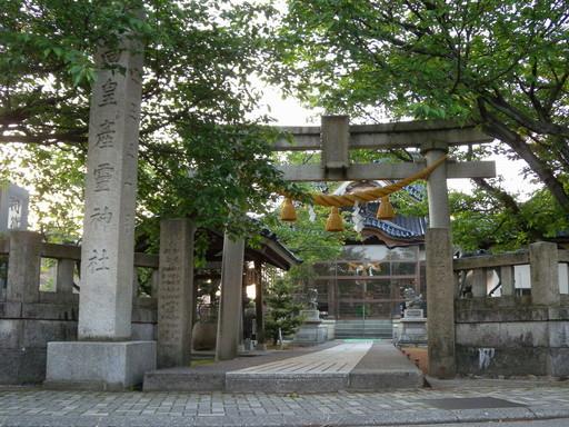 高皇産霊神社(野々市市)