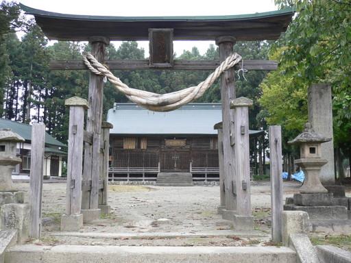 五所神社(長井市)