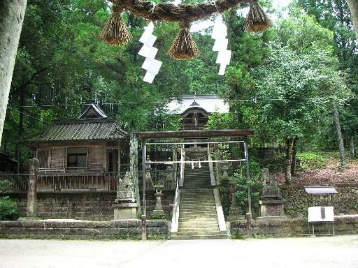 榊山神社(中津川市)