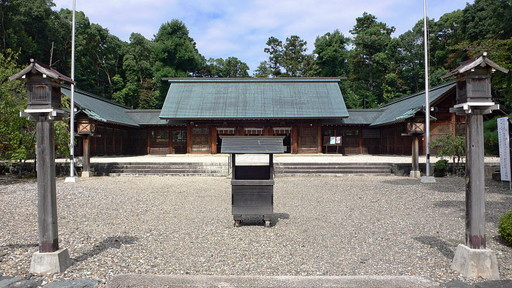 滋賀県護國神社