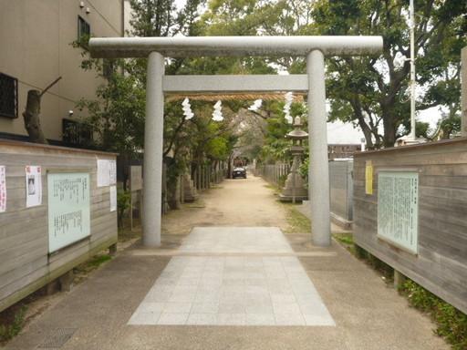 津門神社(西宮市)