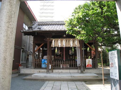 綱敷天満宮(福岡市)
