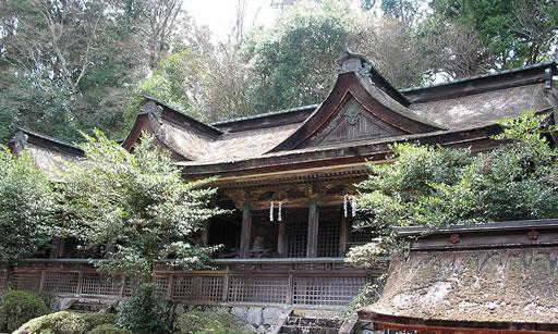 吉野水分神社